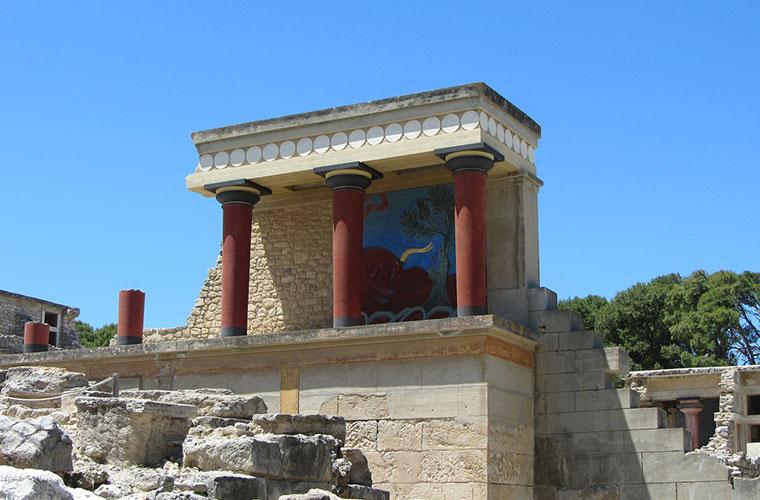 Минойская архитектура