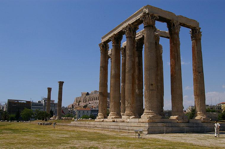 храм Зевса Олимпийского