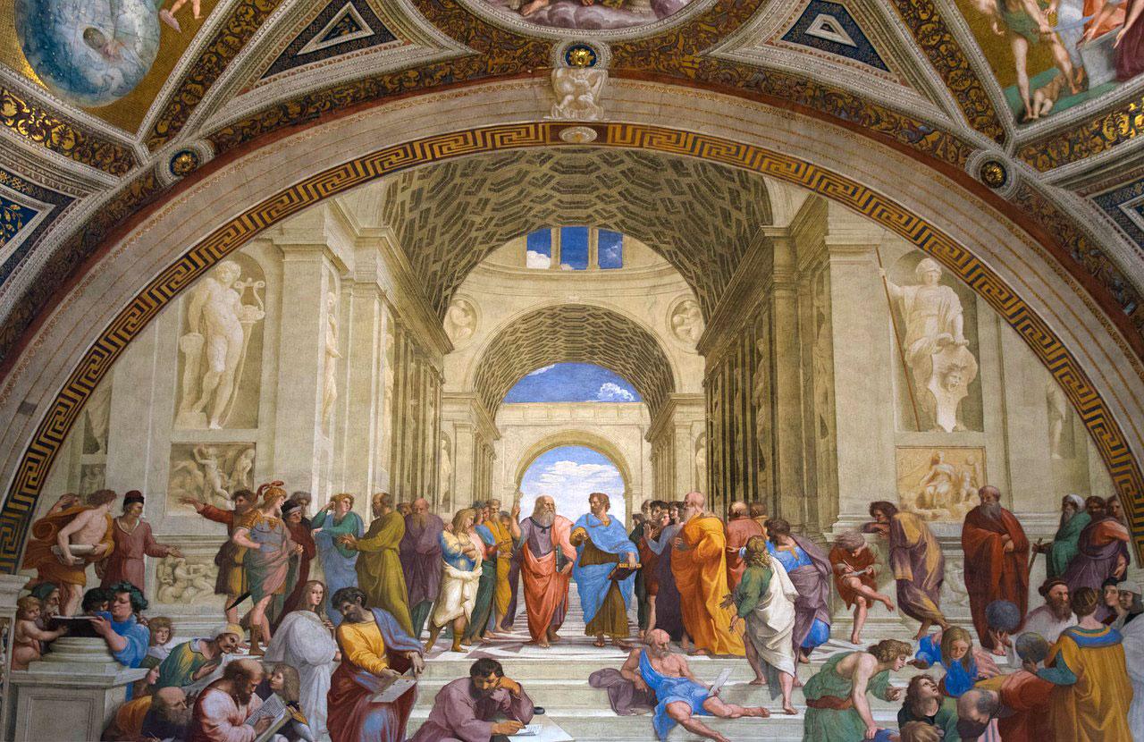 Школы философии Древней Греции