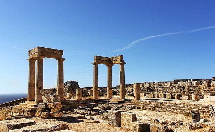 Где находилась Древняя Греция на карте мира