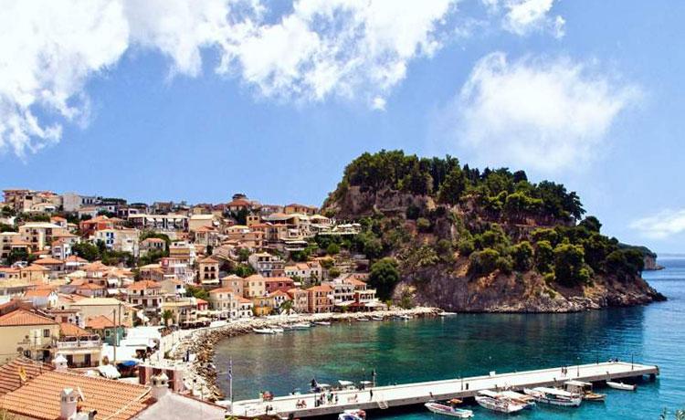 Достопримечательности Греции с фото