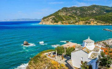 Погода в Греции в сентябре