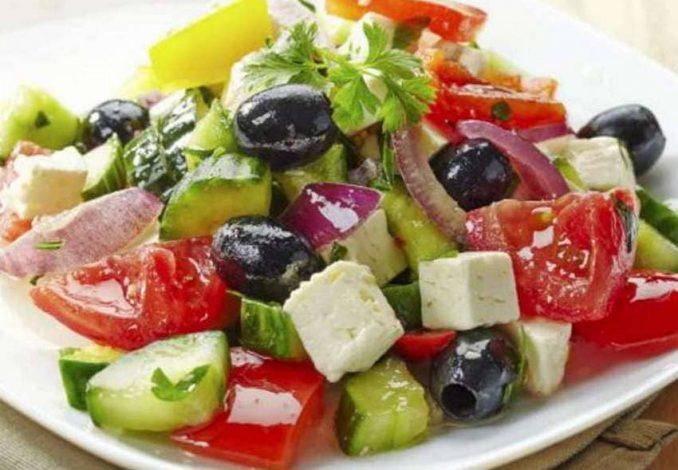 Греческая кухня