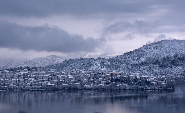 Погода в Афинах в январе
